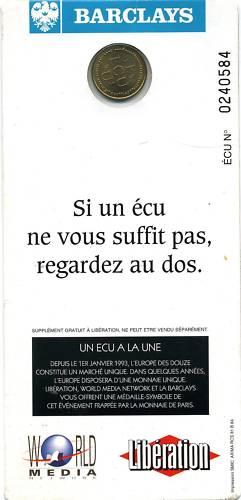 Journal Libération (75003)  [Edv] J310