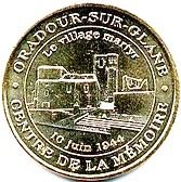 Oradour-sur-Glane (87520) N1010