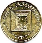 Paris-La-Défense (92044)  [Grande Arche] N610