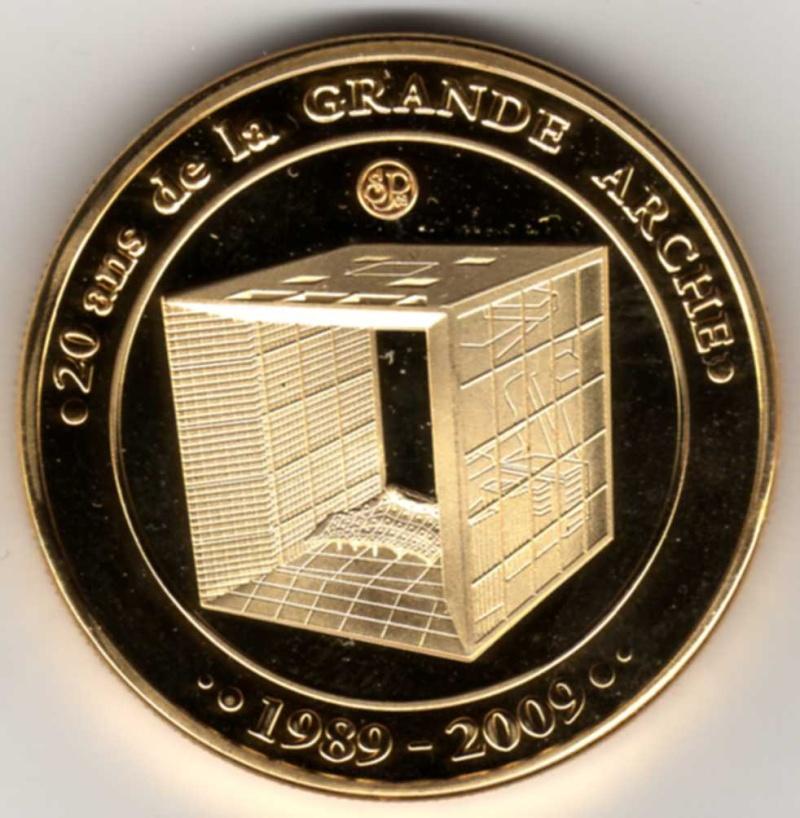 Paris-La-Défense (92044)  [Grande Arche] Pp07310