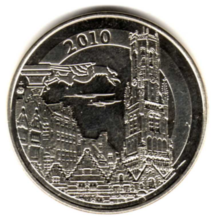 Euro Coffret Annuel Belge Pp13910