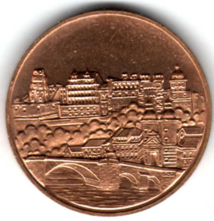 Médailles diverses Pp14710
