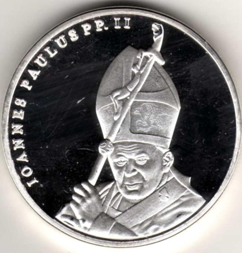 Vatican et médailles papales Pp15510