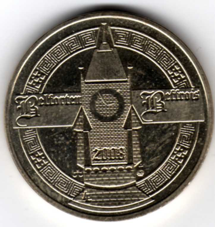 Euro Coffret Annuel Belge Pp19710