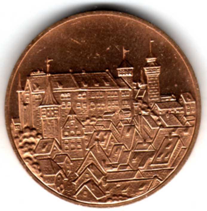 Médailles diverses Pp20010