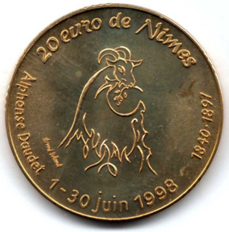 Nimes (30000)  [Magne / Romanité / UEAX / UEEJ / UEEY / UEHL / UEKZ] Pp20710