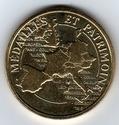 Médailles et Patrimoine  Aax11310