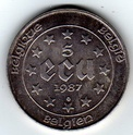Collection Belgique (Euro) Aax21410