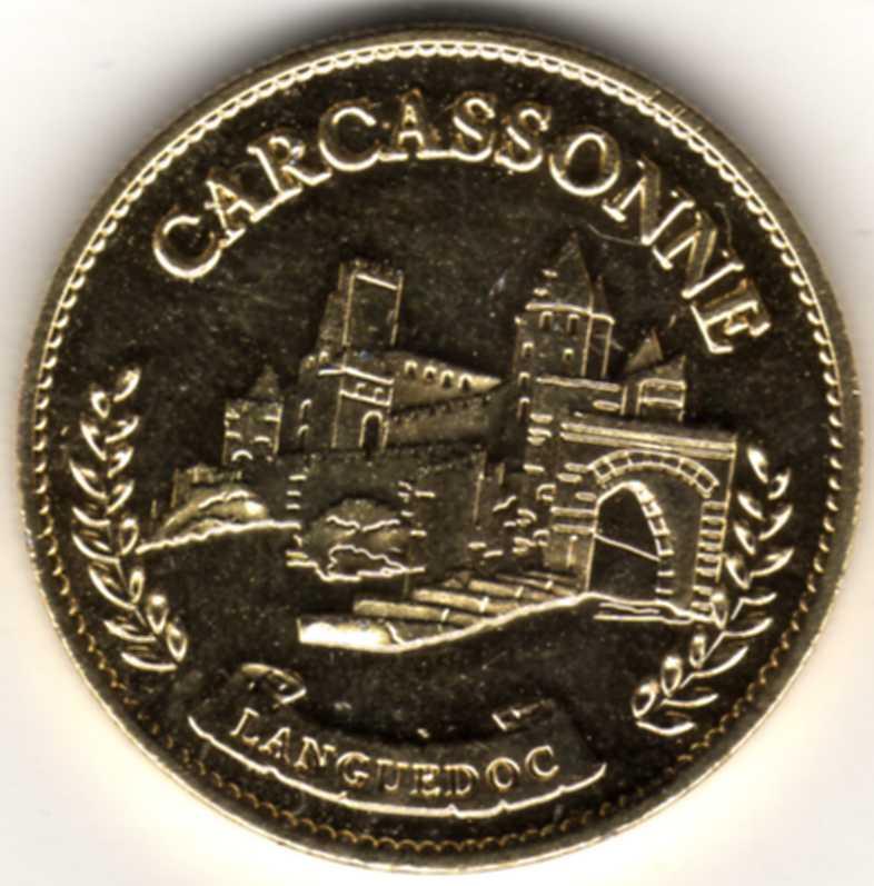 Carcassonne (11000)  [UEHY] W10010