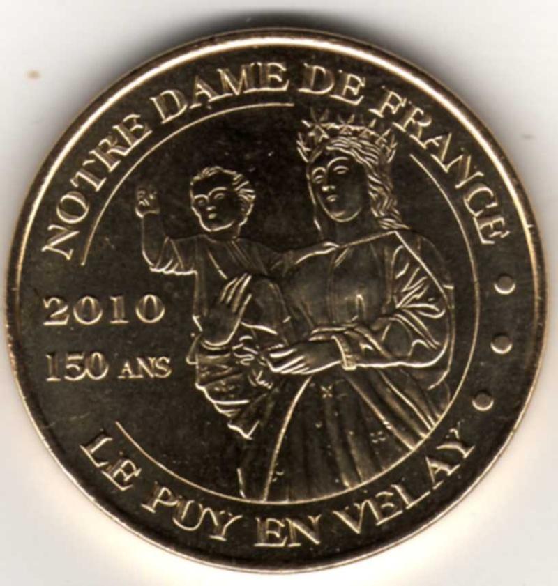 Le Puy-en-Velay (43000)  [Aiguilhe] W12010