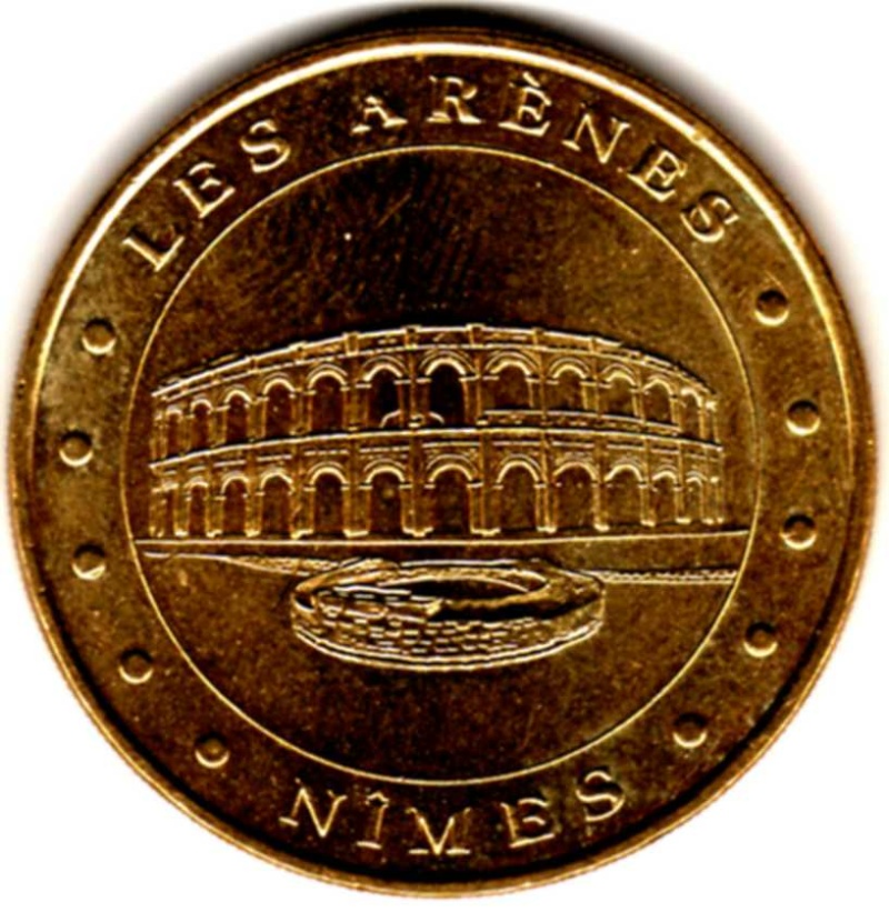 Nimes (30000)  [Magne / Romanité / UEAX / UEEJ / UEEY / UEHL / UEKZ] W14410