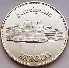 Principauté de Monaco  [UEAW / UEFD / UEMA] X310