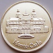 Principauté de Monaco  [UEAW / UEFD / UEMA] X410