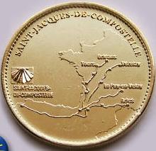 Saint-Jacques-de-Compostelle X510