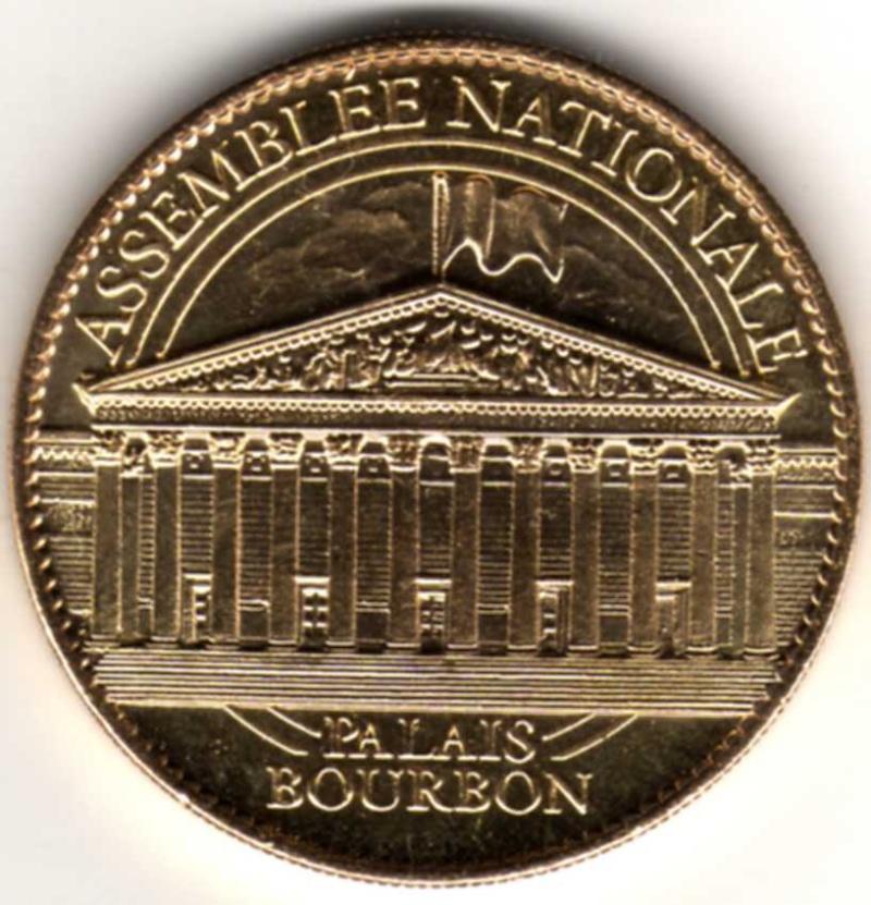 Arthus-Bertrand revers Trésors de France =  18 Z00911