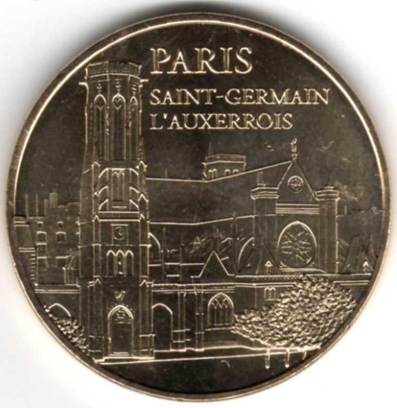 Saint-germain L'Auxerrois (75001) Z01010