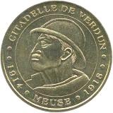 Verdun (55100)  [Centre Mondial de la Paix] Z1215