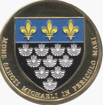 Mont Saint-Michel (50170) Z1510