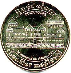 Treigny (89520) [Chateau de Guedelon] Z424