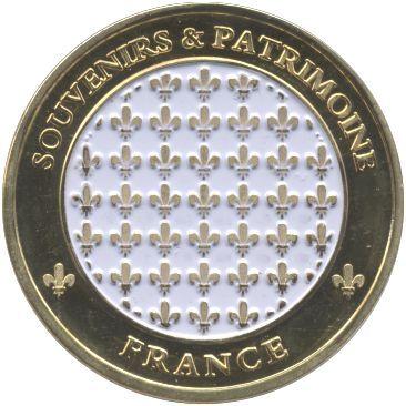 Souvenirs et Patrimoine 31mm  Z512