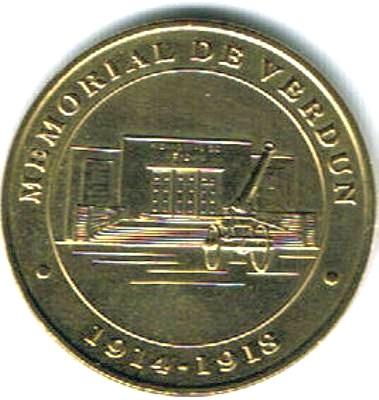 Fleury devant Douaumont (55100)  [Mémorial de Verdun / UEFP] Z517