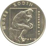 Arthus-Bertrand revers Trésors de France =  18 Z620