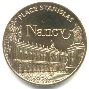 Nancy (54000)  [UEFA] Z626