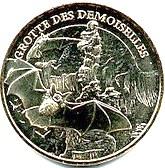 Saint-Bauzille-de-Putois (34190)  [Grotte des Demoiselles] Z714