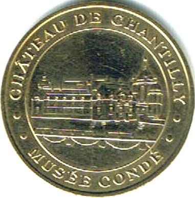 Chantilly (60500)  [UEDL / UEDM] Z818