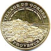 Gordes (84220)  [Bories UECY / Sénanque UEQA] Zz113