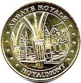 Asnières-sur-Oise (95270)  [Royaumont] Zz214