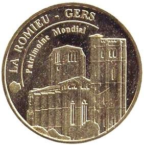 Médailles et Patrimoine = 24 Zz317