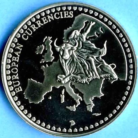 European Currencies Zzd110