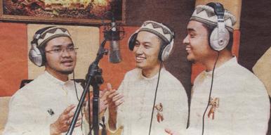 Rahsia kumpulan nasyid laris... Metro110