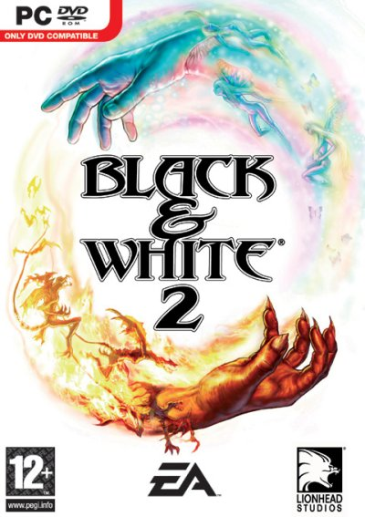 Black and White 2 1710