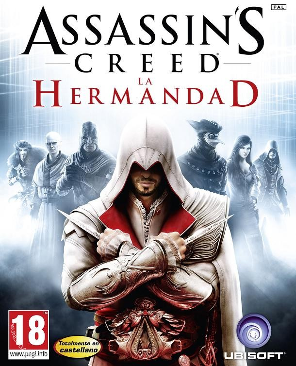 Assassins Creed La Hermandad 9e7fce10