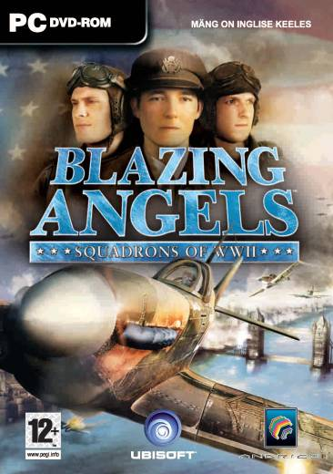 Blazing Angels Blazin10