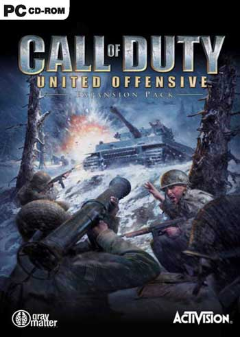 Call of Duty Unit ofensive Call-o10