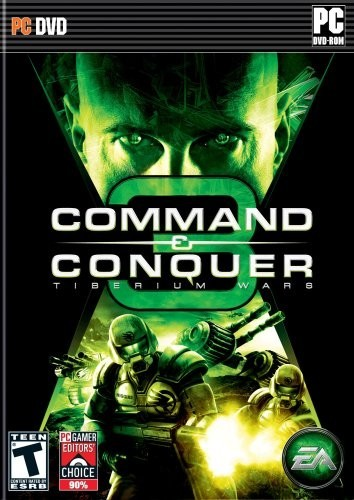 Command and Conquer 3: Tiberium Wars Comman12