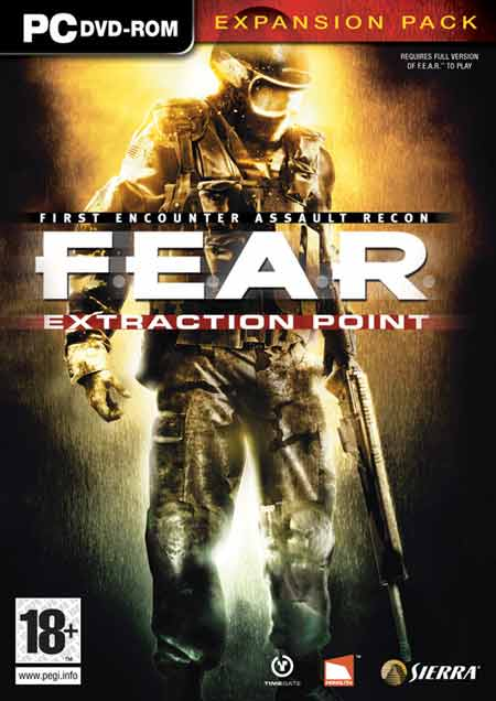 F.E.A.R. Extraction Point Fear-e10