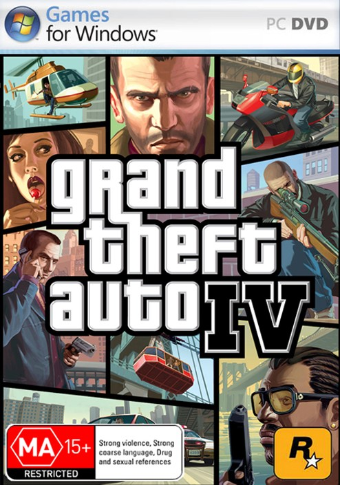 Grand Theft Auto IV (GTA 4) Gtaiv10