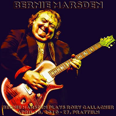Bernie Marsden Plays Rory Gallagher Bm201010