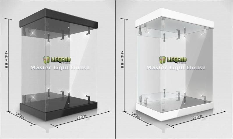 Display cases Legends Studio Master Lighthouse 857310