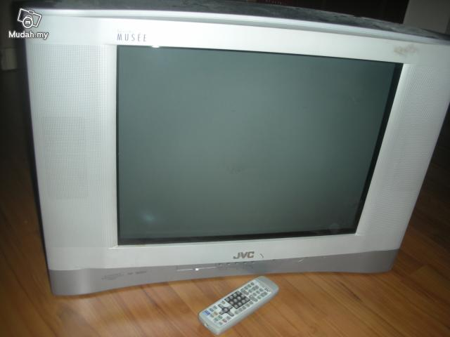 Used Very Good Condition JVC 21inch TV 31142211