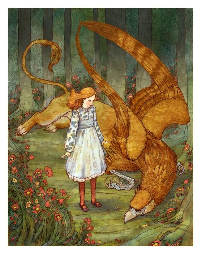 Alice nel Paese delle Meraviglie 0001gp10