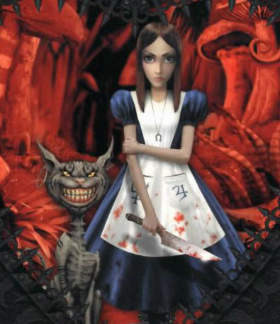 Alice nel Paese delle Meraviglie Alice210