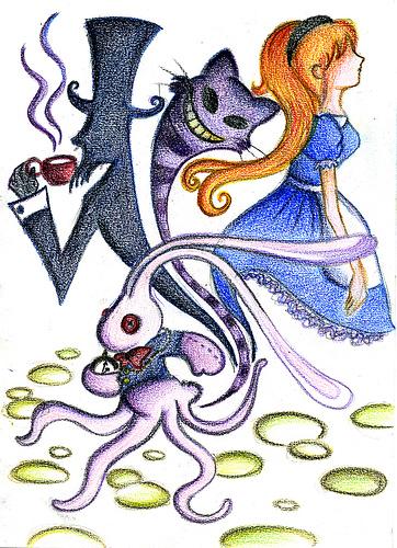 Alice nel Paese delle Meraviglie Alice_14