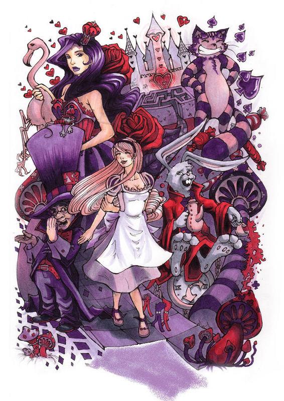 Alice nel Paese delle Meraviglie Alice_15