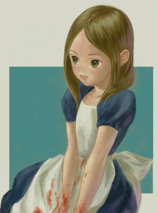 Alice nel Paese delle Meraviglie Alice_17