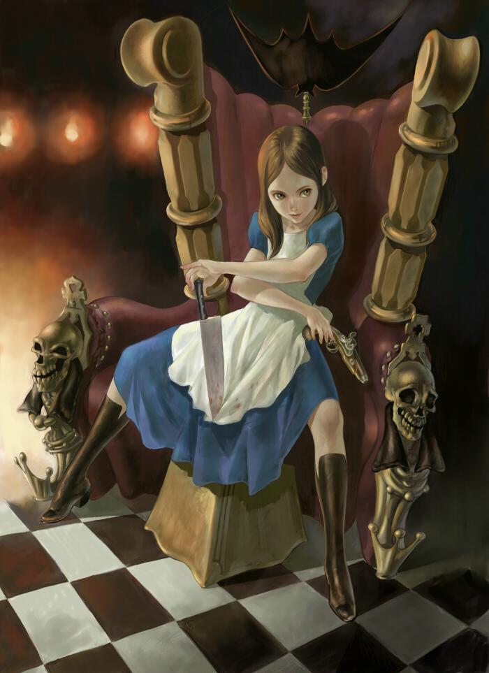 Alice nel Paese delle Meraviglie Fa2010